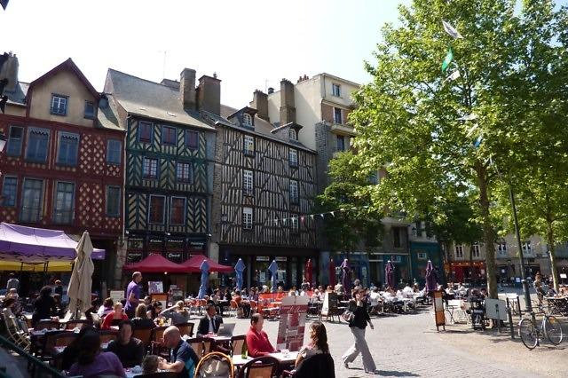 Foto van Rennes