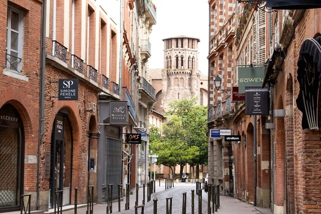 Foto van Toulouse